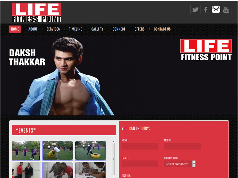 Life Fitness Point