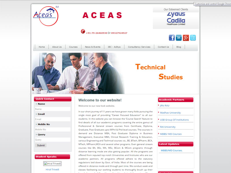 Aceas Education