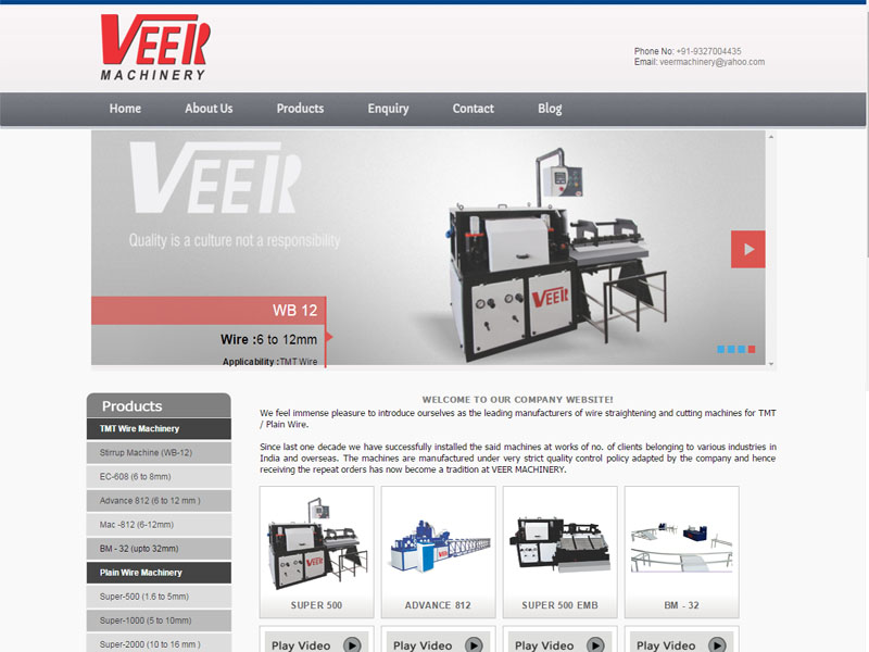 Veer Machinery